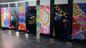 CHS Motivational Murals @ Cranford High School | Cranford | New Jersey | United States