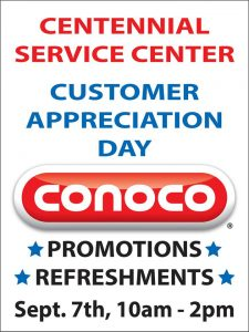 Cranford Conoco Customer Appreciation Day @ Cranford Conoco | Cranford | New Jersey | United States