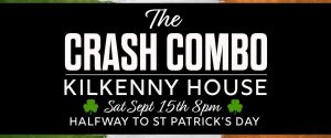 Halfway to St Patrick's Day with The Crash Combo @ Kilkenny House | Cranford | New Jersey | United States
