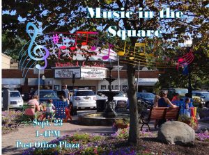 Music at the Square @ Downtown Cranford