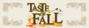 Taste of Fall Food Festival @ Warinanco Sports Center