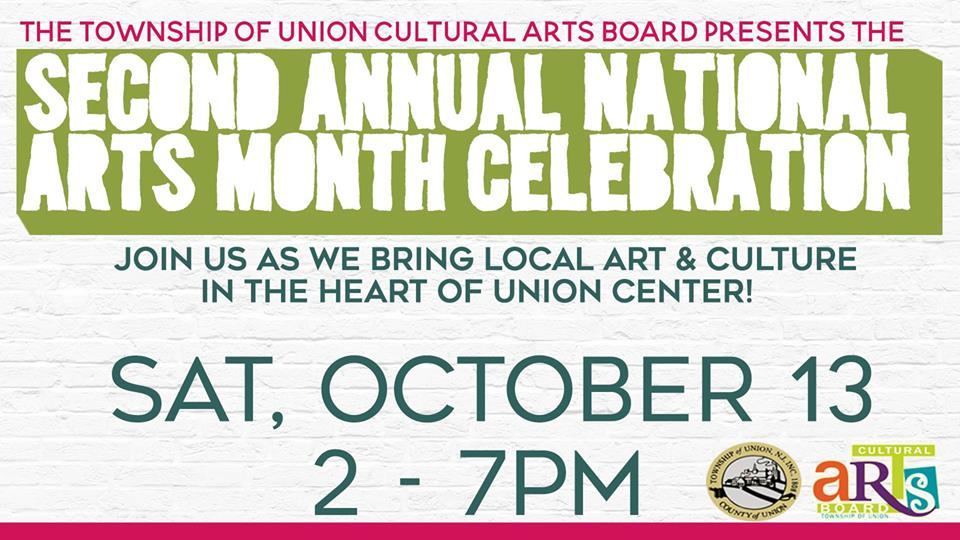2nd Annual National Arts Month Celebration