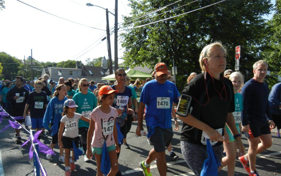 Westfield Area YMCA 5K Run for Everyone