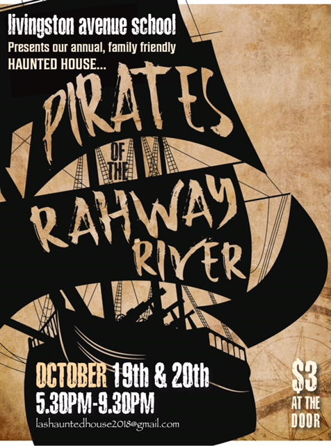 Pirates of the Rahway River