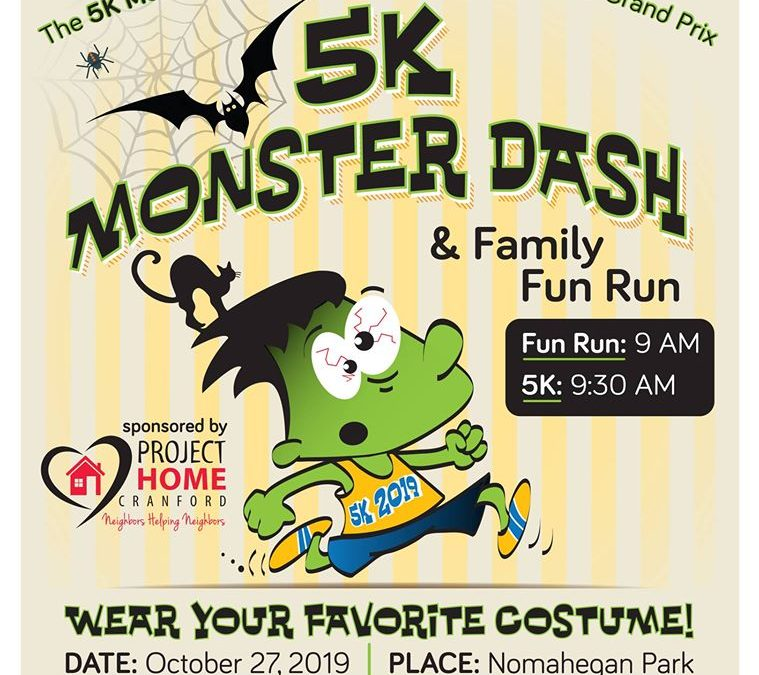 Monster Dash 5K and Fun Run!