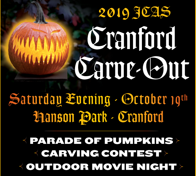 The 2019 Cranford Great Pumpkin Carve Out