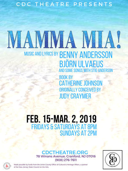 CDC Theatre presents Mamma Mia!