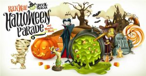 Rahway Halloween Parade and Monster Mash @ City of Rahway | Rahway | New Jersey | United States