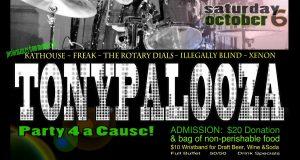 TONYPALOOZA IV @ The Columbian Club of Garwood NJ | Garwood | New Jersey | United States