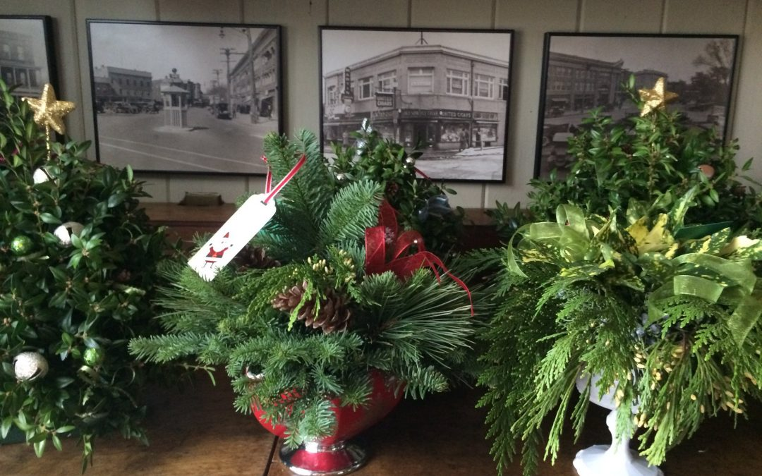 Green Thumb Garden Club of Cranford Annual Holiday Boutique