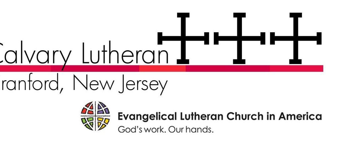 Prayer Shawl Ministry @ Calvary Lutheran Church