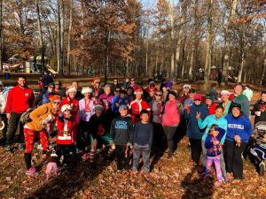 Jingle Bell Jog @ Nomahegan Park  | Cranford | New Jersey | United States