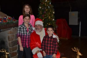 Breakfast with Santa Fundraiser at Trinity Cranford @ Trinity Episcopal Church, | Cranford | New Jersey | United States