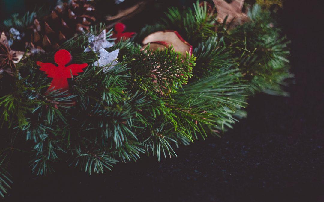 Boy Scout Christmas Wreath Sale