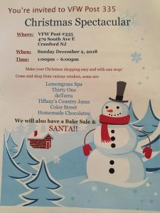 Cranford VFW Post 335 Christmas Spectacular @ VFW Post 335 | Cranford | New Jersey | United States
