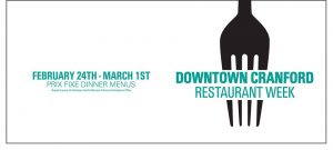 Downtown Cranford Winter Restaurant Week @ Downtown Cranford