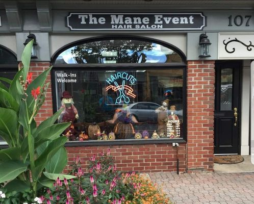 The Mane Event Annual Cut a Thon for Cranford Family Care and Project Home