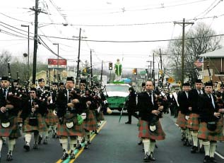 Union County St. Patrick's Day Parade