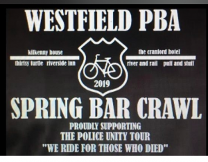Spring Bar Crawl! @ Various Locations in Cranford