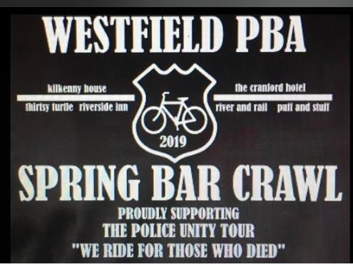 Spring Bar Crawl!