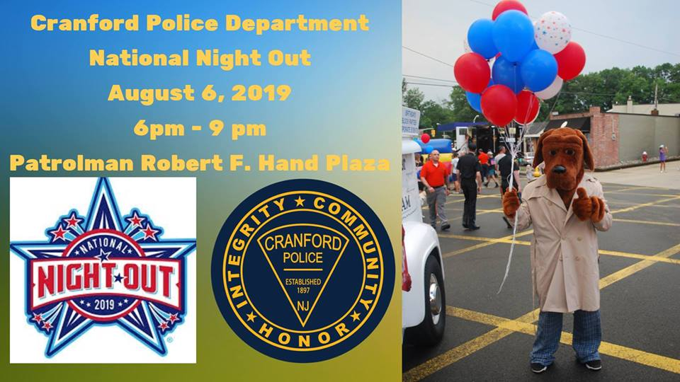 Cranford National Night Out