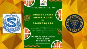 Cranford PBA vs Shining Stars Basketball Game @ pin Cranford High School  | Cranford | New Jersey | United States