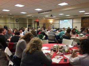WESTFIELD AREA YMCA HOSTS POCKETBOOK BINGO TO BENEFIT FINANCIAL ASSISTANCE PROGRAM @ Holy Trinity Parish Center | Westfield | New Jersey | United States