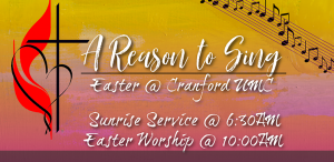 Easter Worship Sunrise Service @ Cranford United Methodist Church | Cranford | New Jersey | United States