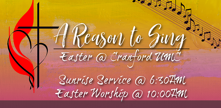 Easter Worship Sunrise Service