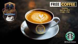 Cranford Coffee With A Cop @ Starbucks | Cranford | New Jersey | United States
