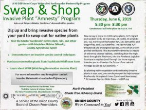 Native Plant Swap and Shop @ Union County Demonstration Center | Mountainside | New Jersey | United States