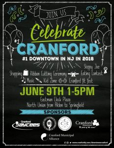 Celebrate Cranford @ Downtown Cranford