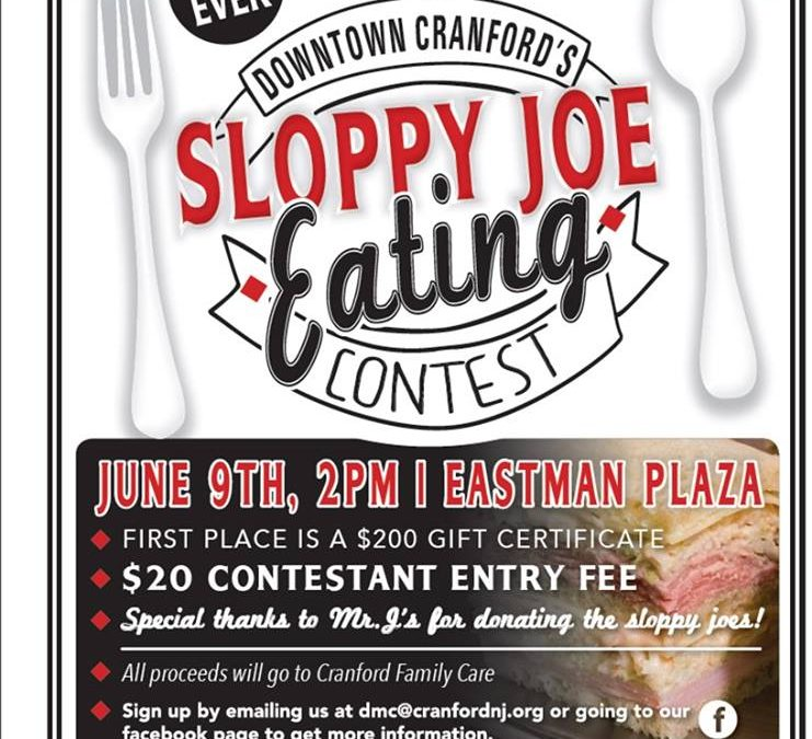 Sloppy Joe Eating Contest