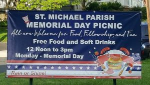 St. Michael Church Memorial Day Parish Picnic @ St. Michael Church | Cranford | New Jersey | United States