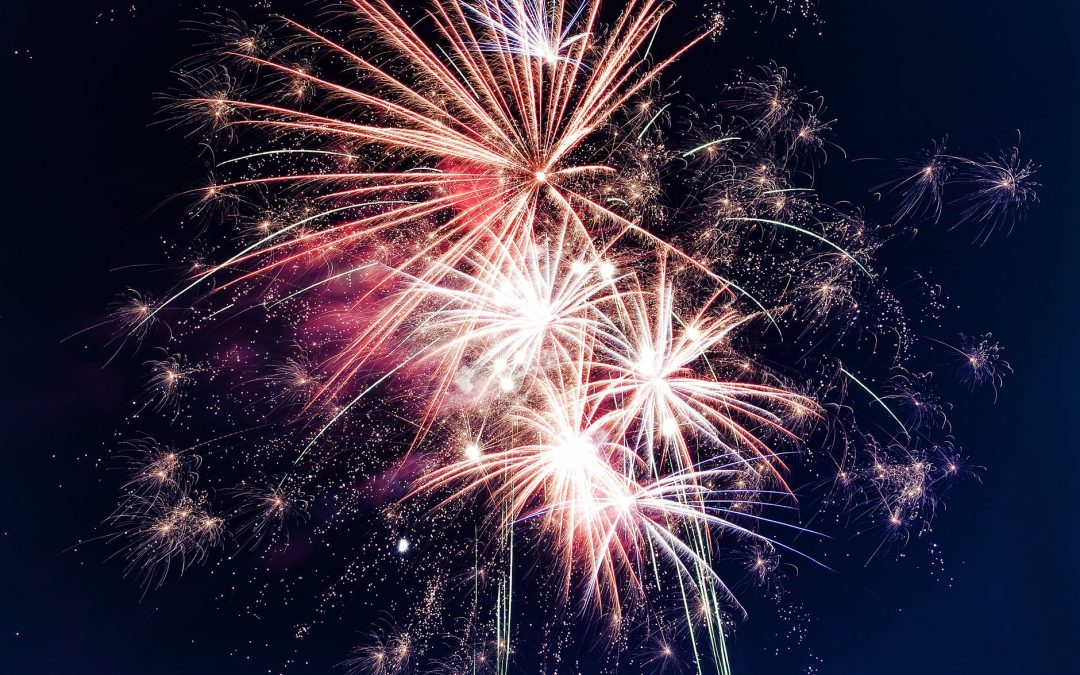 Scotch Plains Fireworks Display