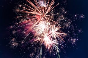 Clark Fireworks Display @ Arthur L. Johnson High School | Clark | New Jersey | United States