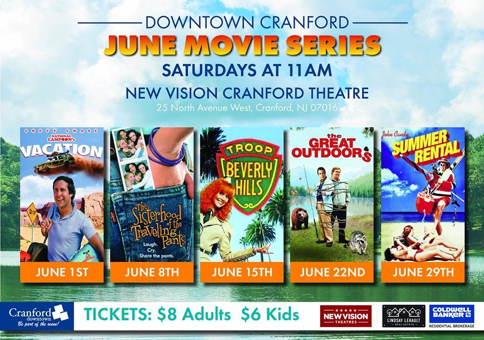 June Movie Series