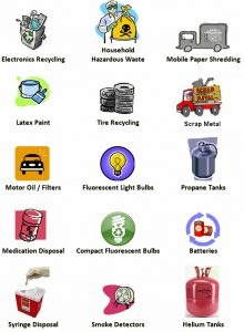 Scrap Metal Recycling @ Multiple Locations - See Event