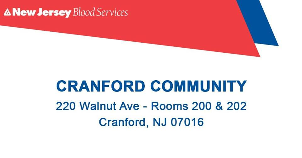 Cranford Blood Drive – Pair of NY Mets tickets to donors!