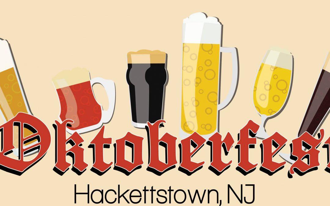 Hackettstown Oktoberfest 2019 – See Details for times.