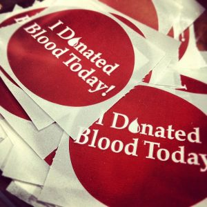 Blood Drive @ New Vision Theatres
