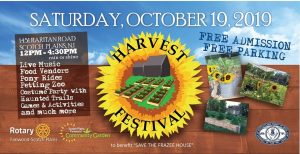 Harvest Festival @ pin Aunt Betty Frazee House | Scotch Plains | New Jersey | United States