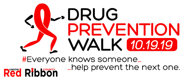 Union County Red Ribbon Drug Prevention Walk & Family Fun Activities