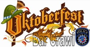 OctoberFest Bar Crawl @ Cranford