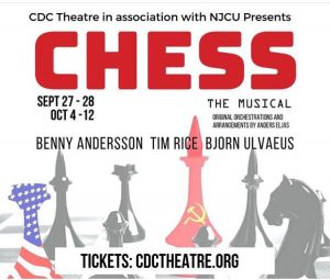 Chess at CDC Theatre @ CDC Theatre | Cranford | New Jersey | United States