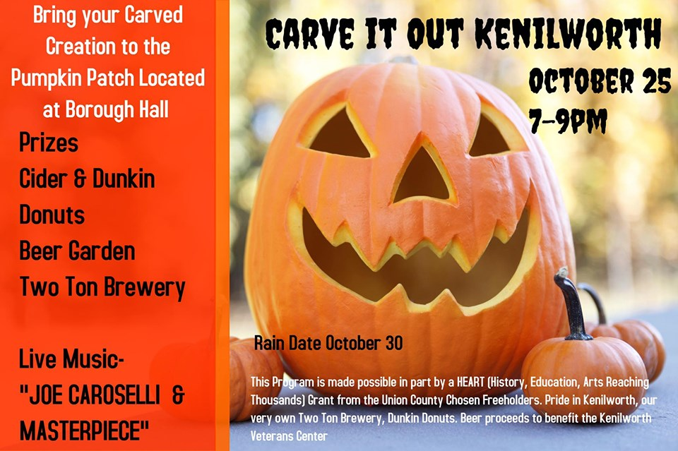 Carve it out Kenilworth