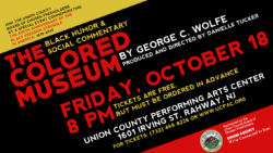 Free performance of the renowned play, The Colored Museum @ Union County Performing Arts Center | Rahway | New Jersey | United States