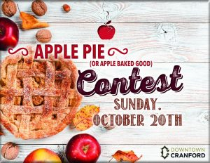 Apple Pie Baking Contest @ Post Office Plaza | Cranford | New Jersey | United States