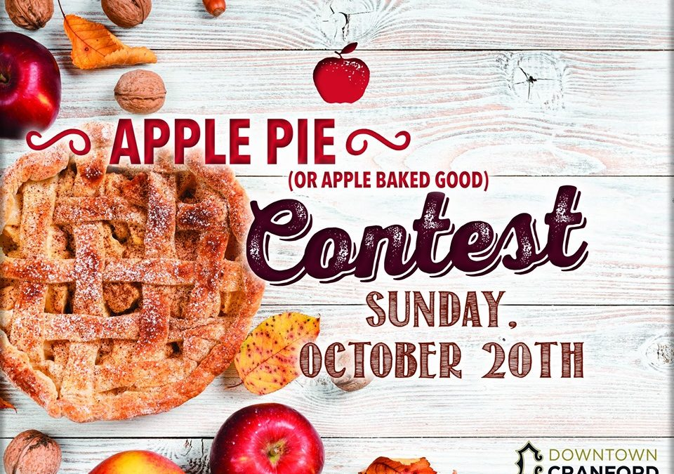 Apple Pie Baking Contest