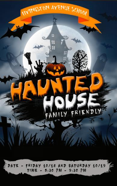 Livingston Avenue School Haunted House